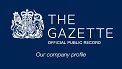 Gazette digital badge