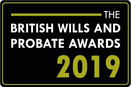 British Wills and Probate Awards 2019 Winners