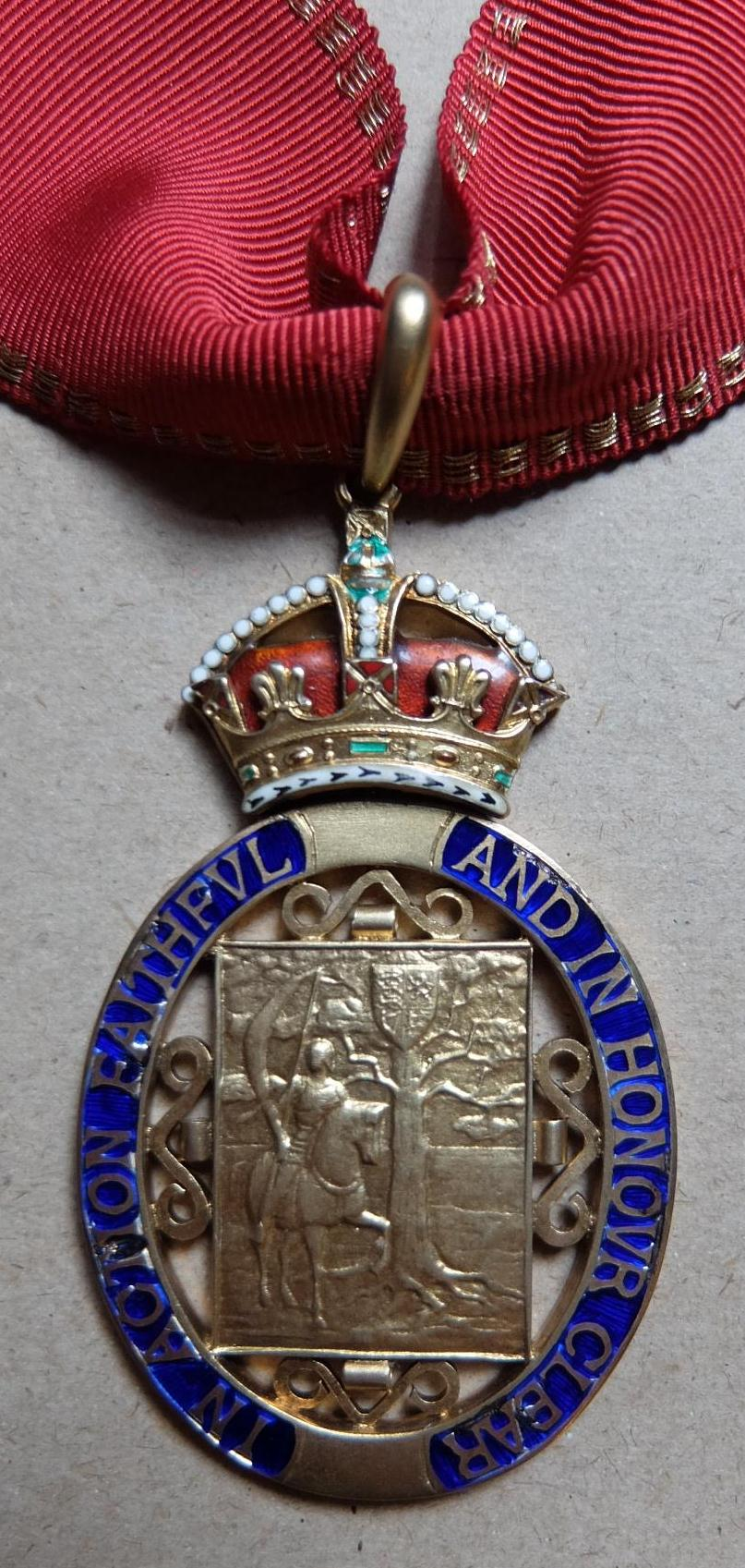 Order of the Companions of Honours