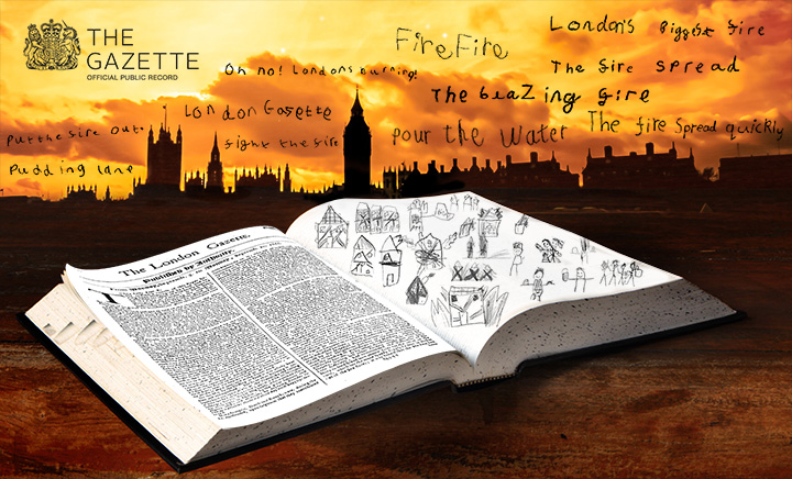 Fire of London reports
