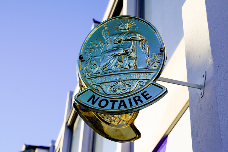 Wills Probate Notaire France