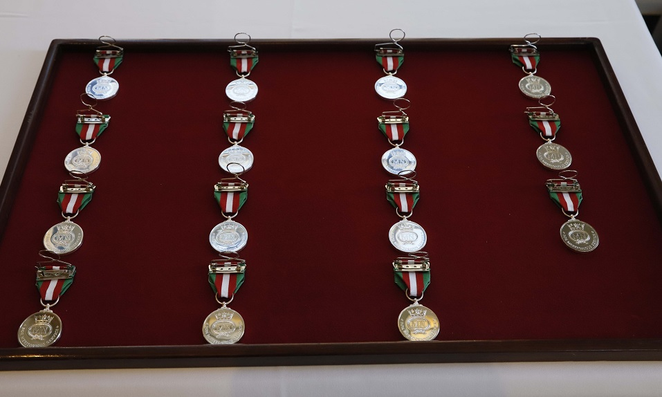 History of the Merchant Navy Medal for Meritorious Service