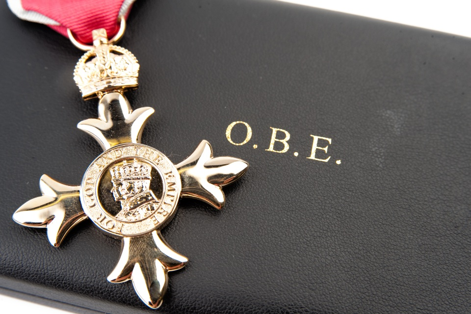 Order of Wear for UK Honours Decorations Medals