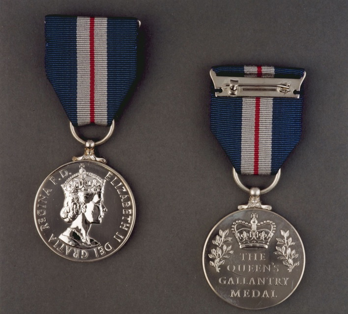 Metropolitan Police officers: gallantry awards and other