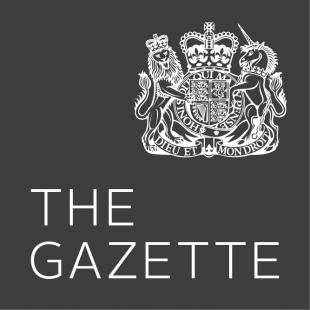 Placing notices in The Gazette | The Gazette
